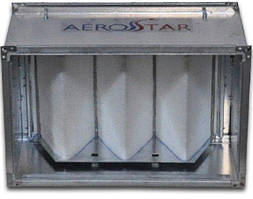 Карманный фильтр Aerostar SCF 50-25