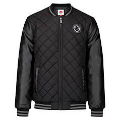 Куртка Lee Cooper Quilted Bomber Jacket Mens