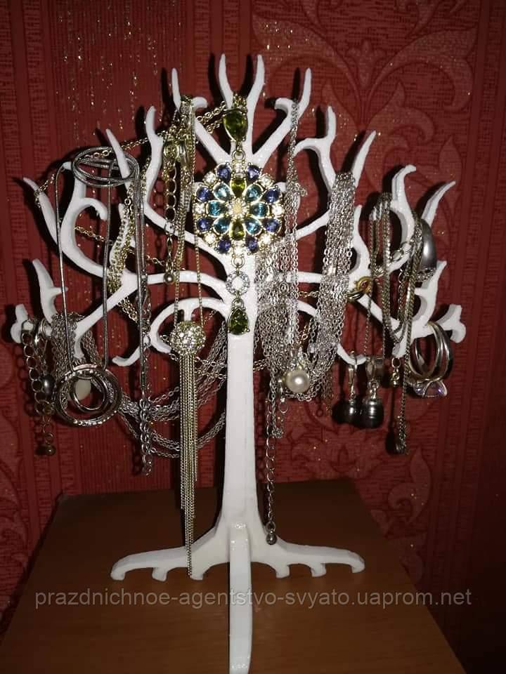 Дерево для бижутерии