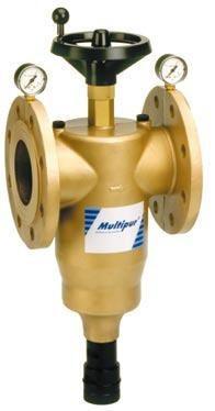 Фильтр MULTIPUR 125 АР c автоматической промывкой (100 мкм)