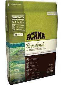 ACANA GRASSLANDS CAT сухой корм для кошек с ягненком, 1,8 кг