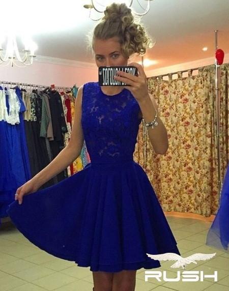 Пышное гипюровое платье
