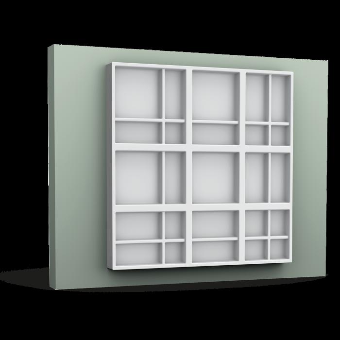 3D панель Orac Decor W104