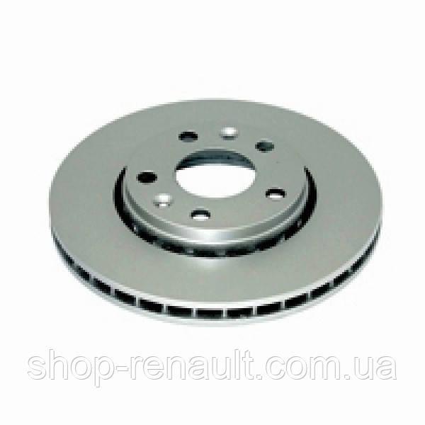 Диск тормозной вентилируемый 280 мм LPR R1036V