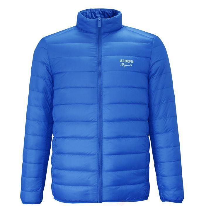 Куртка, пуховик Lee Cooper Xlite Down Jacket Mens