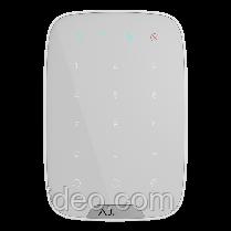 Ajax StarterKit + KeyPad – Комплект беспроводной сигнализации Ajax с клавиатурой – белый, фото 3