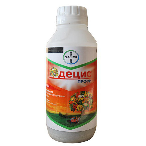 Децис Профи 25 WG - инсектицид, Bayer -  600 гр