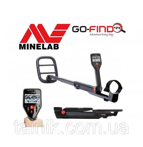 Металлоискатель Minelab Go-Find 44