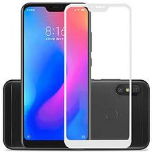 Защитное стекло 5D Xiaomi Mi 8 Lite/Redmi Note 6
