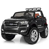 Двухместный детский полноприводный электромобиль джип Ford Ranger
