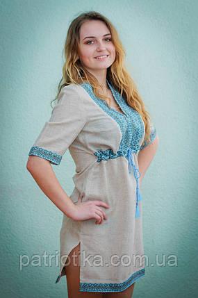 Платье туника | Плаття туніка, фото 2