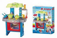 """Игровой набор """"Кухня""""  со светом и звуком, на батарейках"""