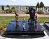 Установка памятников из гранита