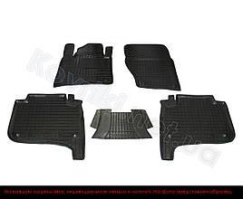 Полиуретановые коврики в салон Audi 100(1994-1997), Avto-Gumm