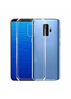 Чехол ARM Силиконовый прозрачный для Samsung J8 2018