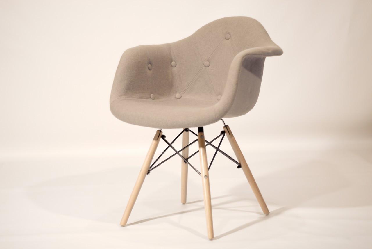 Кресло мягкое и уютное Leon Soft Шерсть для баров, кафе, ресторанов,стильных квартир