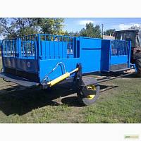 Трап-телега для перевозки свиней до 3 тонн ТТ-1С