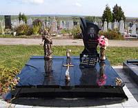 Украинские памятники из гранита