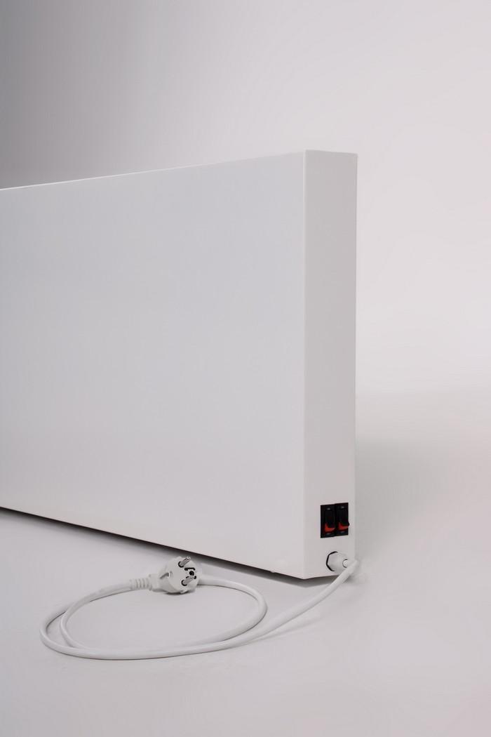 Обогреватель металлический 1 кВт