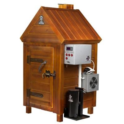 Коптильни и дымогенераторы для горячего и холодного копчения.