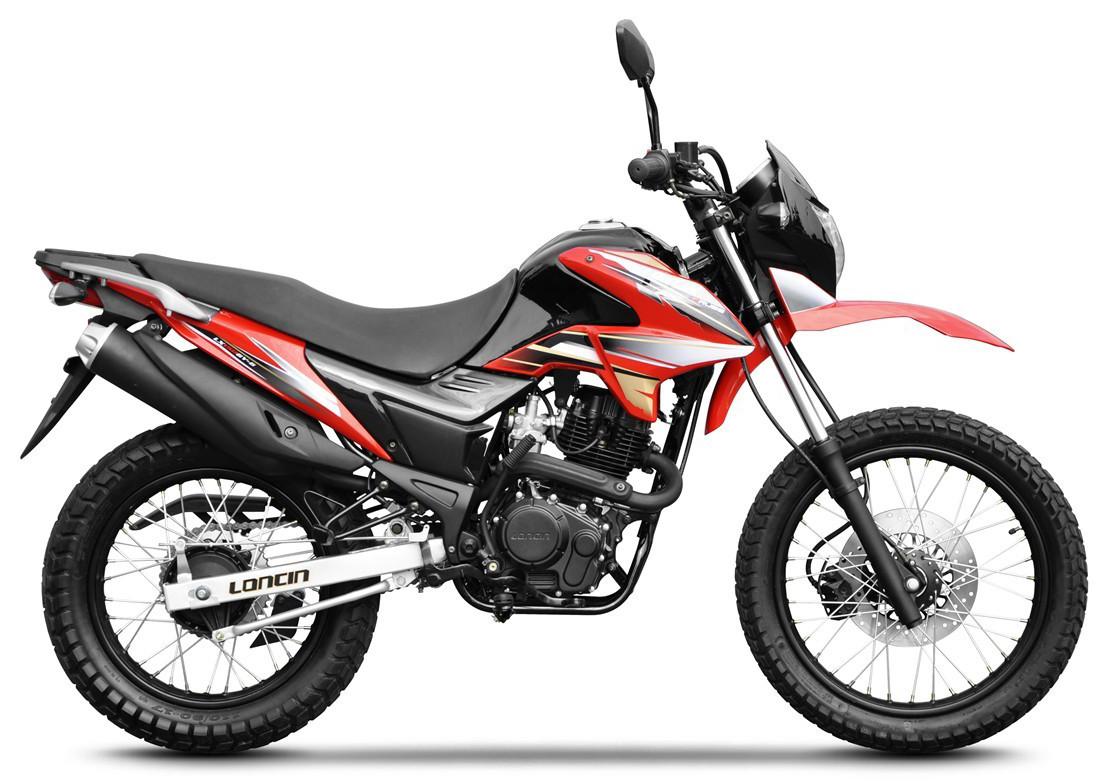 Мотоцикл Loncin LX200GY-3 Pruss, фото 1