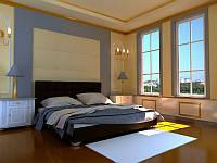 Полуторная кровать Novelty Гера с подъемным механизмом 180*200
