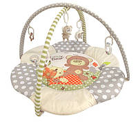 Дитячий ігровий розвиваючий коврик Baby Mix TK/3348C-4678 Ведмедик з цукерками