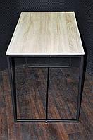 Металлический разборной столик  Десна
