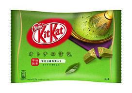 Шоколадные батончики Kit Kat Green