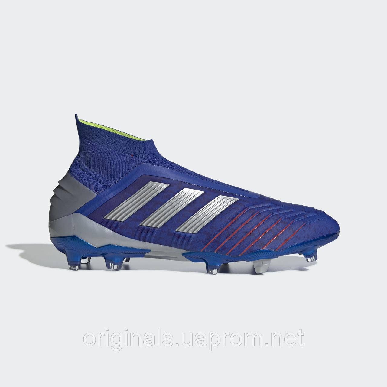 8b9a0e1b Футбольные бутсы Adidas Predator 19+ FG BB9087 - 2019 - интернет-магазин  Originals -