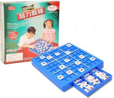 Детская игрушка. Настольная игра Судоку