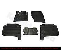 Полиуретановые коврики в салон BMW E70 (X5)(2007-), Avto-Gumm