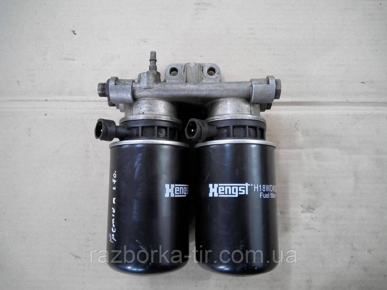 Корпус топливного фильтра Renault Magnum