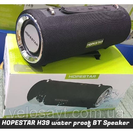 Колонка Bluetooth HOPESTAR H39 , фото 2