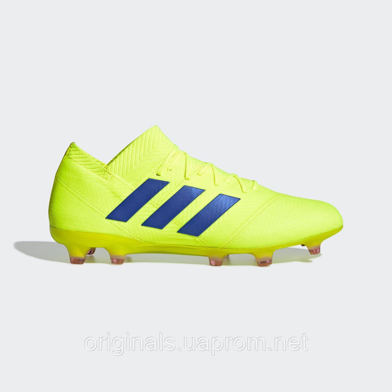 9eb43c39 Футбольные бутсы Adidas Nemeziz 18.1 FG BB9426 - 2019 - интернет-магазин  Originals - Оригинальный