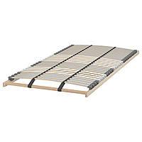 Односпальная кровать IKEA LONSET Реечное дно кровати 70x200 (702.787.06)