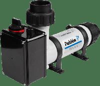 Нагреватель Pahlen 9 кВт Titan , пластиковый корпус с датчиком протока, (Швеция)