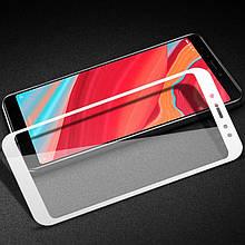 Защитное стекло 5D Xiaomi Pocophone F1 Белый