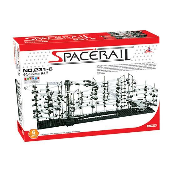 Динамический конструктор Space Rail 231-6 60 метров (Level 6) Высокий уровень сложности.