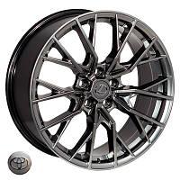 Zorat Wheels BK5137 R18 W8 PCD5x114,3 ET38 DIA60.1 HB