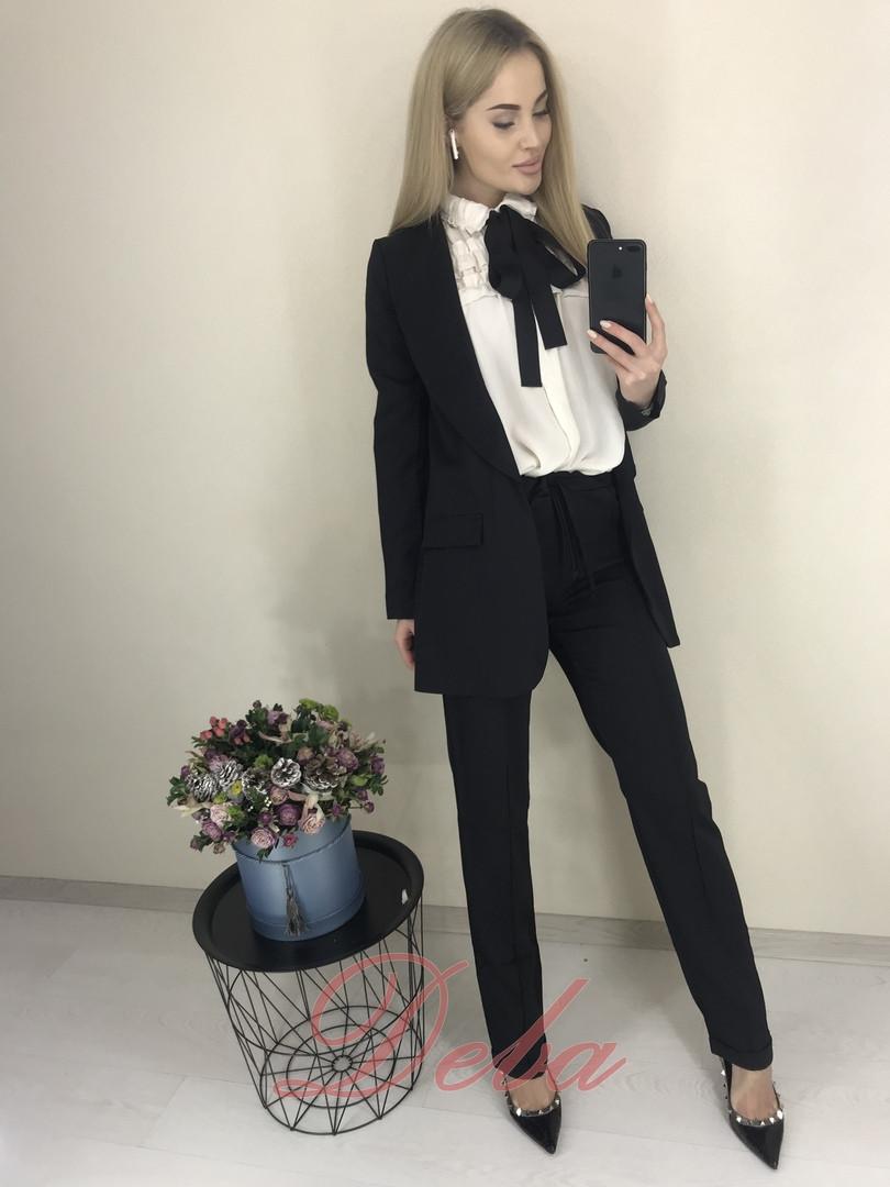 47b85a1b36f МБ Костюм брючный женский(Жакет и брюки) - Moda Best- платья