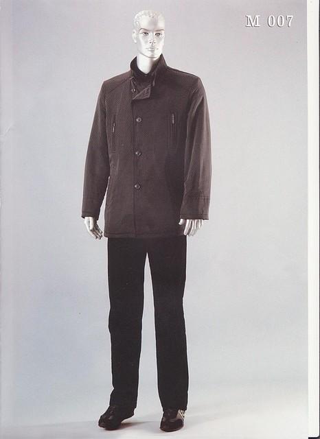 Куртка мужская West-Fashion модель M 007