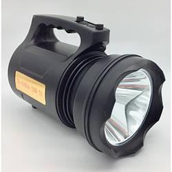 Потужний Світлодіодний Ліхтар TD 6000A 30 W Прожектор ліхтарик