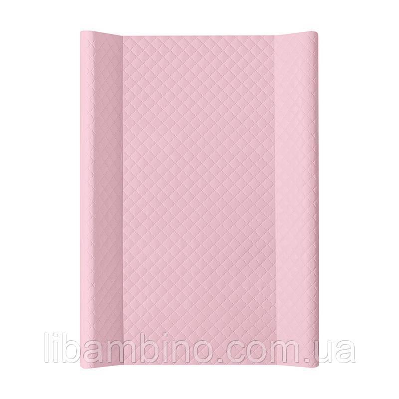 Пеленальна дошка Ceba Baby Caro /70/ pink