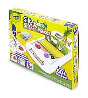 Творчий набір Створи ароматні наклейки Крайола Crayola Silly Scents Sticker Maker