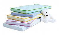 Матрас дитячий в ліжечко Twins Luxe Гречка 120x60 White