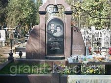 Памятник на кладбище, фото 3