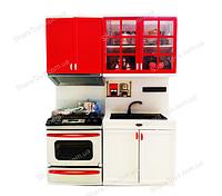 Игрушечный набор кухни с посудкой, фото 1
