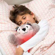 Теплая игрушка для детей Хови Хаски Zazu с ароматом лаванды, фото 2