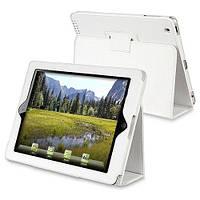 Белый чехол для iPad 2/3/4, с подставкой